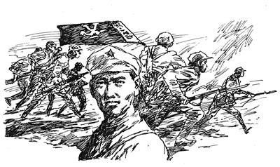 邓萍:长征中牺牲的最高红军将领