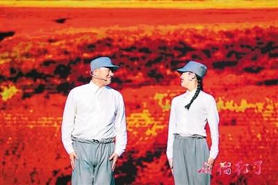音乐剧《石榴红了》演绎民族团结与红色文化